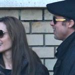 Angelina Jolie i Brad Pitt na Syberii