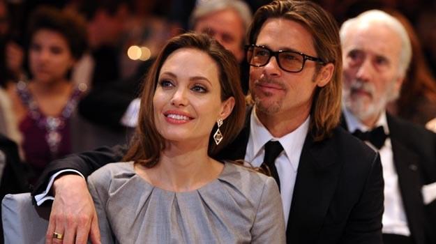 Angelina Jolie i Brad Pitt: Najpierw film, potem ślub? - fot. Pascal Le Segretain /Getty Images/Flash Press Media