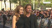 Angelina Jolie i Brad Pitt obchodzili pierwszą rocznicę ślubu