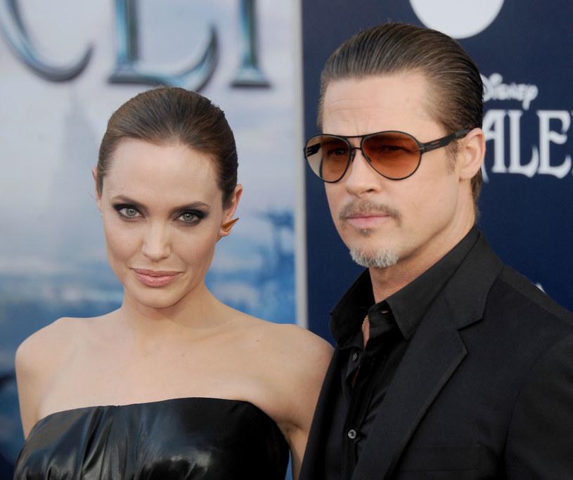 Angelina Jolie i Brad Pitt oficjalnie nie są już małżeństwem /Gregg DeGuire /Getty Images