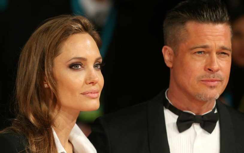 Angelina Jolie i Brad Pitt walczą o opiekę nad dziećmi /Chris Jackson /Getty Images