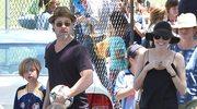 Angelina Jolie i Brad Pitt zabrali dzieci na posiłek w fast foodzie