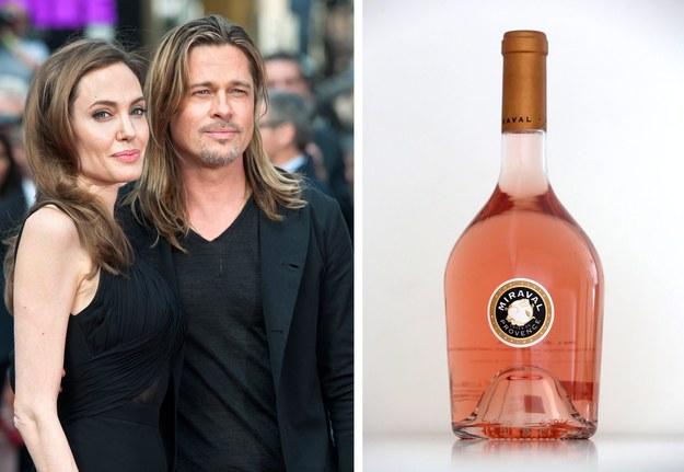 Angelina Jolie i Brad Pitt /DANIEL DEME / SEBASTIEN NOGIER    /PAP/EPA