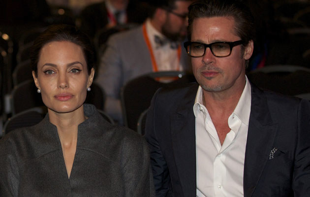 Angelina Jolie i Brad Pitt /ANADOLU AGENCY /Getty Images