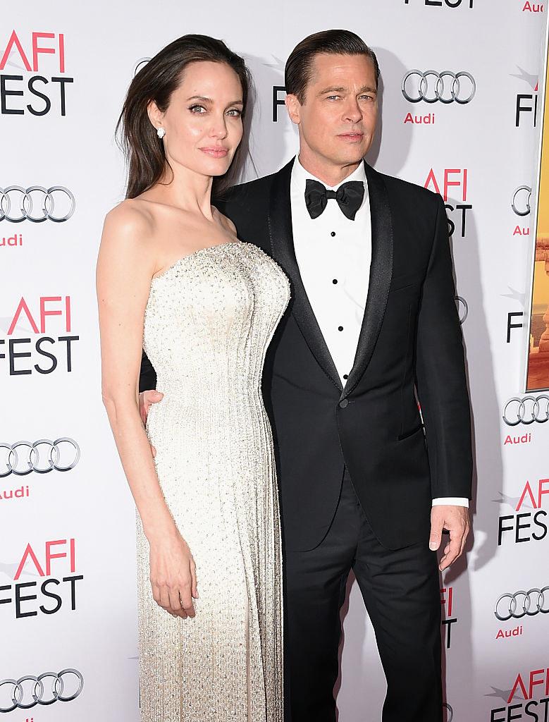 Angelina Jolie i Brad Pitt / Jason Merritt