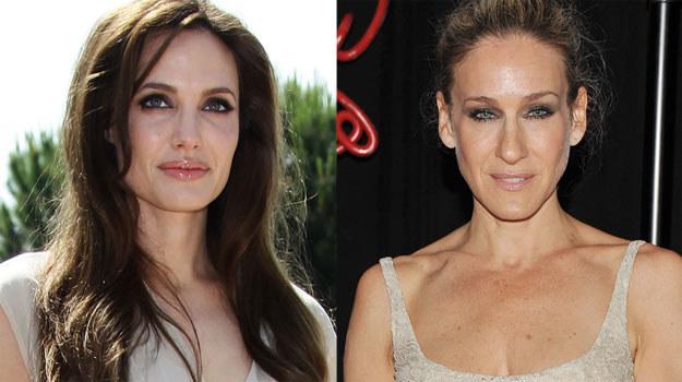Angelina Jolie i Sarah Jessica Parker zarobiły w ostatnim roku łącznie 60 mln dolarów /Getty Images/Flash Press Media