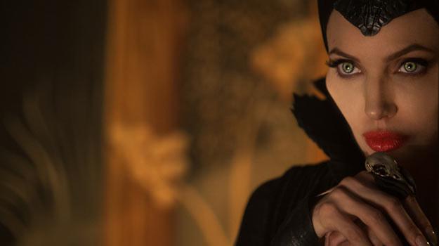 """Angelina Jolie jako """"Czarownica"""" /materiały dystrybutora"""