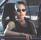 Angelina Jolie jako Lara Croft /