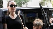Angelina Jolie jest przeraźliwie chuda!