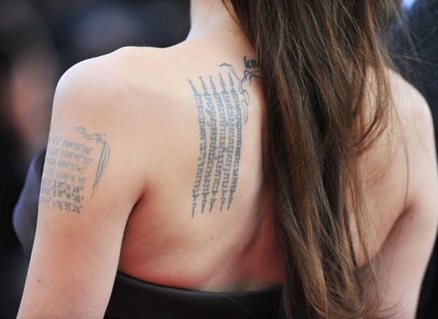 Nowe Trendy W Tatuażach Gwiazd Kobietainteriapl