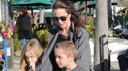 Angelina Jolie na najnowszych fotkach. Rzeczywiście jest z nią aż tak źle?