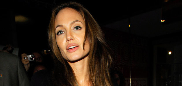 """Angelina Jolie na premierze """"A Mighty Heart"""", fot. Ray Tamarra  /Getty Images/Flash Press Media"""