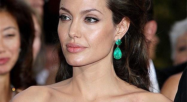 Angelina Jolie nie nadaje się do komedii romantycznych, fot. Frazer Harrison /Getty Images/Flash Press Media