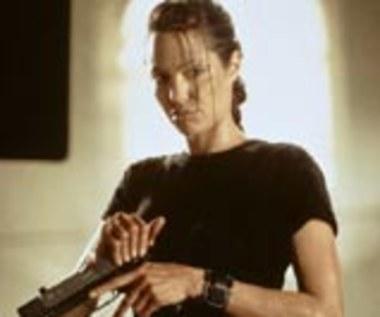 Angelina Jolie: Nurkująca Lara Croft