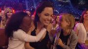 Angelina Jolie pierwszy raz po usunięciu jajników i jajowodów!