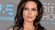 Angelina Jolie: Przeszłam operację usunięcia jajników