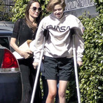 Angelina Jolie przeżywa trudne chwile. Jej córki trafiły do szpitala!