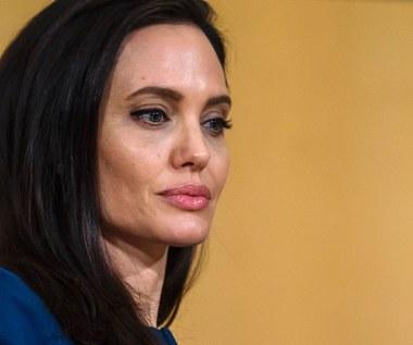Angelina Jolie: Rozwód i porażenie Bella