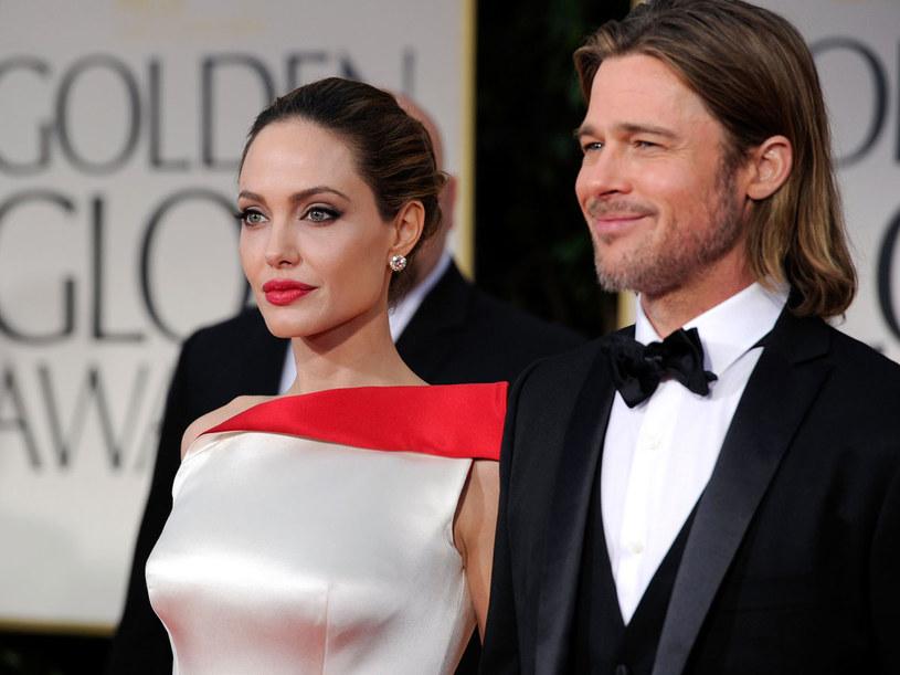 Angelina Jolie spodziewa się kolejnego dziecka /Getty Images