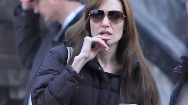 Angelina Jolie szykuje się do reżyserskiego debiutu /AFP