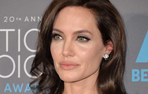 Angelina Jolie usunęła jajniki! /Alberto E. Rodriguez /Getty Images