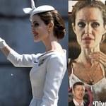 """Angelina Jolie waży tylko 35 kg? """"Jej kości prawie pękają"""". Wszystko przez rozwód z Bradem Pittem!"""