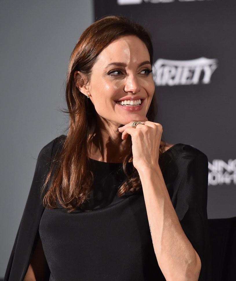 Angelina Jolie woli być reżyserem niż aktorem /Alberto E. Rodriguez /Getty Images