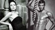 Angelina Jolie z Beckhamem?