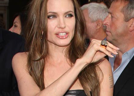 Angelina Jolie zagra Patrizię Gucci - fot. Jason Merritt /Getty Images/Flash Press Media