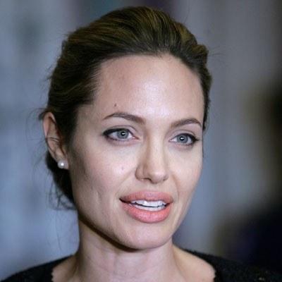 Angelina Jolie zagra żonę zamordowanego dziennikarza /AFP