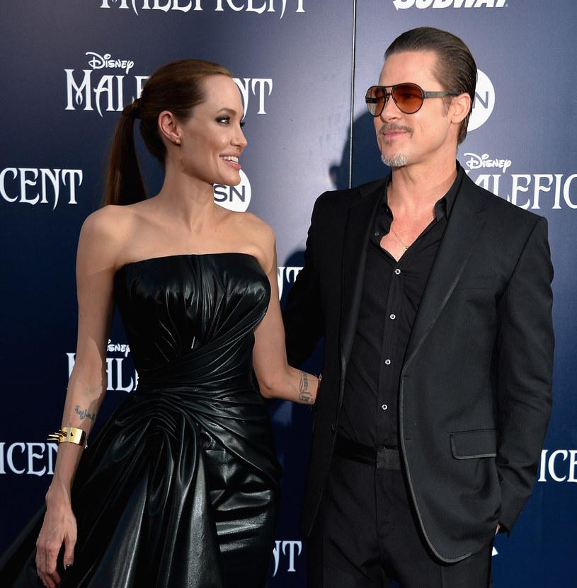 Angelina Jolie zapewniła, że jej małżeństwo nie jest idealne /Frazer Harrison /Getty Images