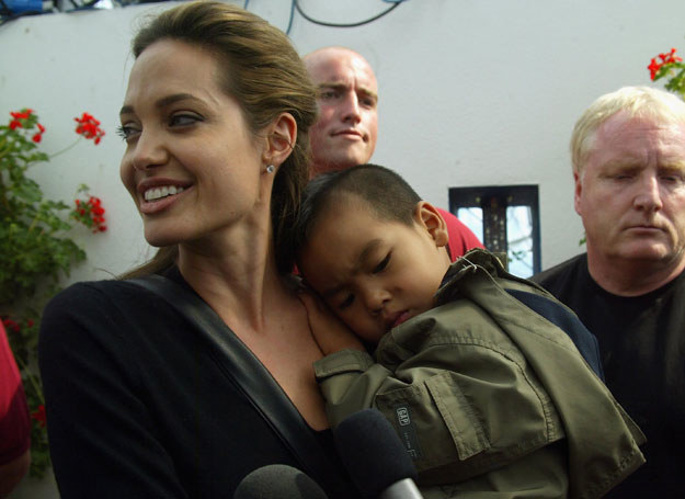 Angelina Jolie /Getty Images/Flash Press Media