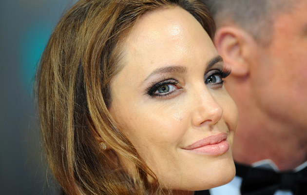 Angelina Jolie /Anthony Harvey/ PictureGroup /Getty Images