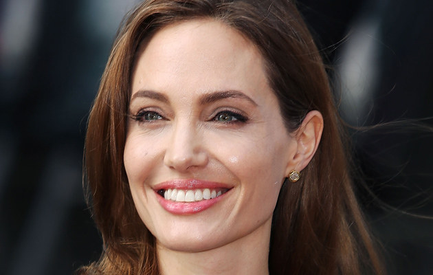 Angelina Jolie /Tim P. Withby /Getty Images
