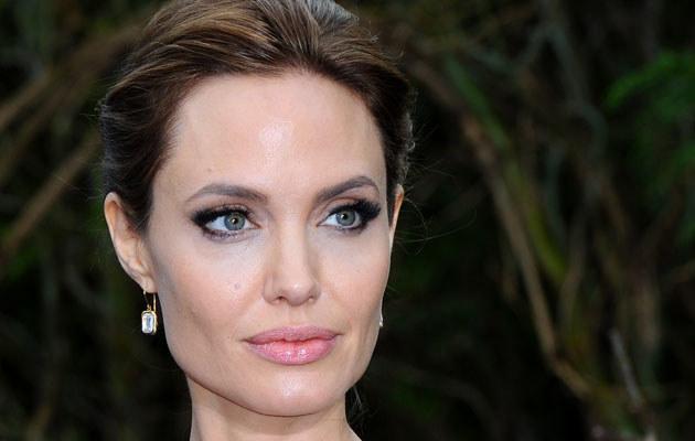 Angelina Jolie /Anthony Harvey /Getty Images