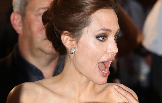 Angelina Jolie /Ken Ishii /Getty Images