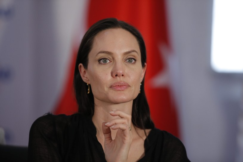 Angelina Jolie /PAP/EPA