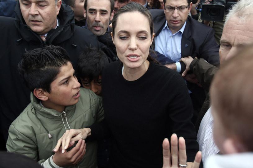 Angelina Jolie /AFP