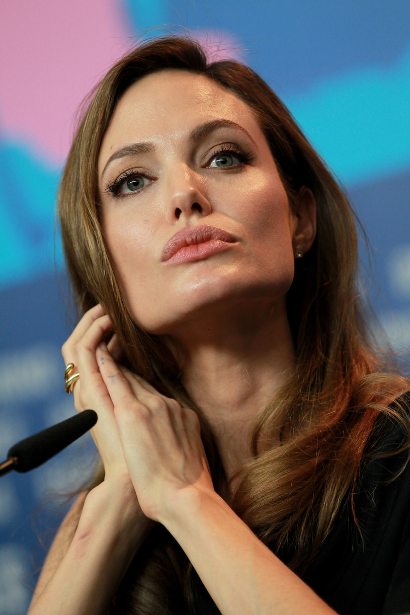 Angelina Jolie /Sean Gallup /Getty Images