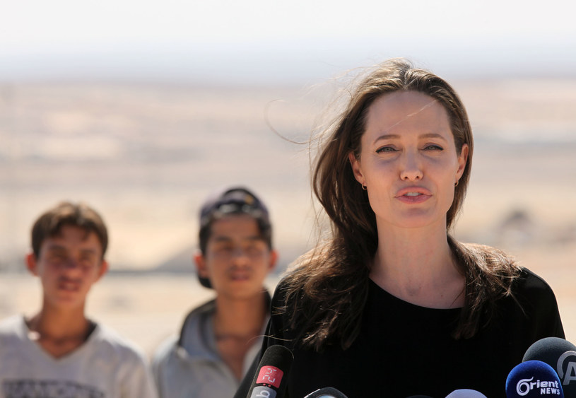 Angelina Jolie /Getty Images