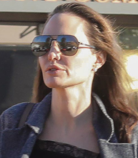Angelina Jolie /AKM-GSI /Agencja FORUM