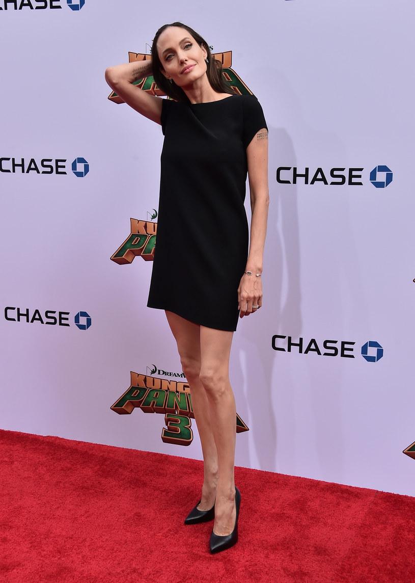 Angelina Jolie /Alberto E. Rodriguez /Getty Images