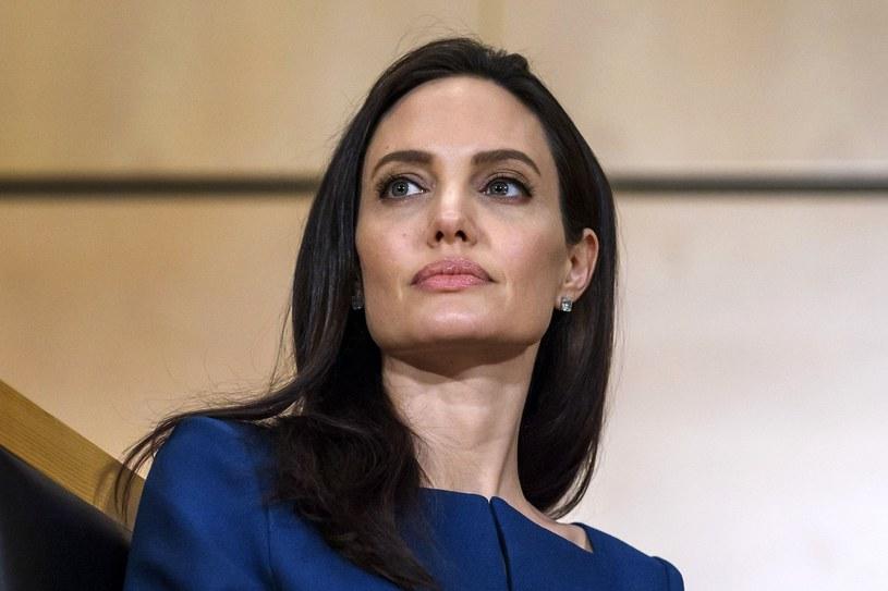 Angelina Jolie /FABRICE COFFRINI / AFP /East News