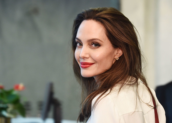 Angelina Jolie /Michael Loccisano /Getty Images