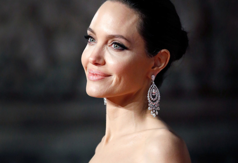 Angelina Jolie /Tristan Fewings /Getty Images