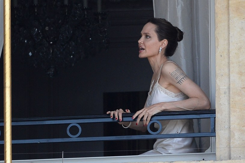 Angelina Jolie /Prioli Clement/ABACA /East News
