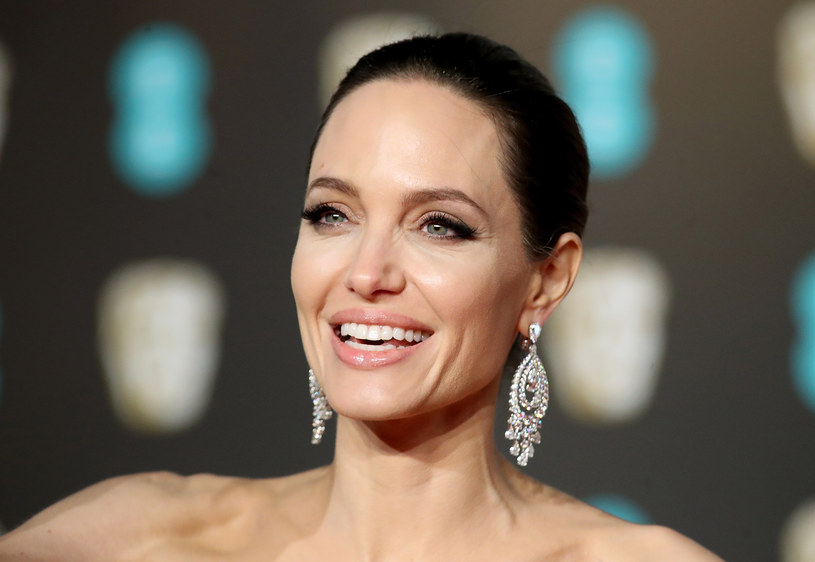Angelina Jolie /Mike Marsland /Getty Images