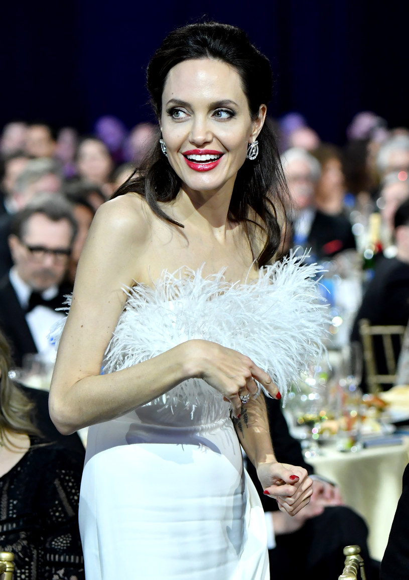 Angelina Jolie /Jeff Kravitz /Getty Images