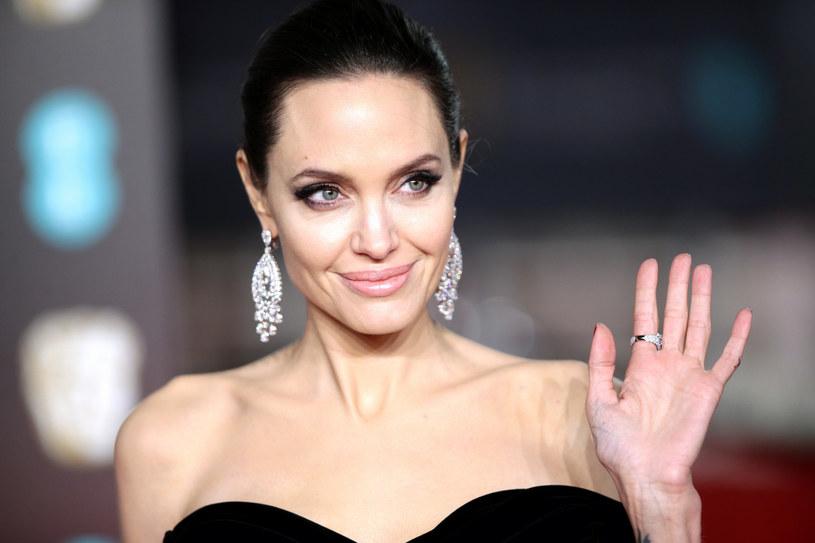 Angelina Jolie /Yui Mok/PA /East News