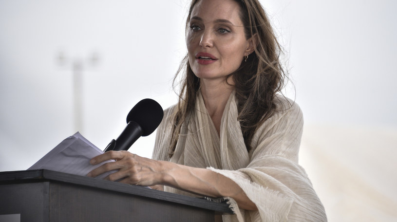Angelina Jolie /Guillermo Legaria /Getty Images